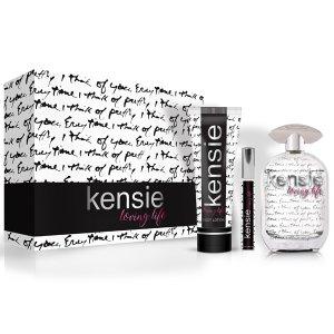 kensie Loving Life Gift Set 3 Pieces