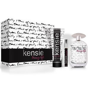 kensie Loving Life 3 Piece Gift Set
