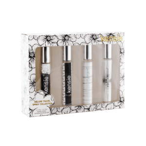 kensie 4 Piece Deluxe Travel Spray Collection