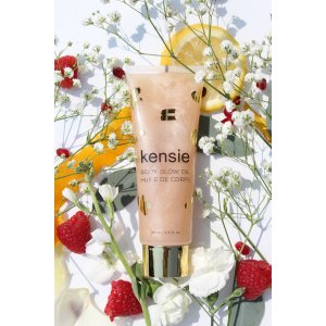 Kensie Body Glow Oil, 75 ml/2.5 fl. oz