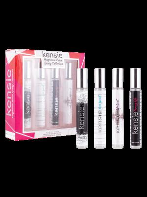 kensie 4 Piece Deluxe Travel Spray Collection