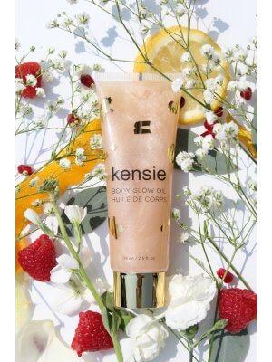 Kensie Body Glow Oil, 75 ml/2.5 fl. oz